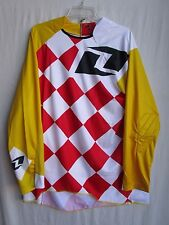 "MEN'S motocross jersey ONE INDUSTRIES VAPOR ""JOCKEY"" MEDIUM  51151-329-052"