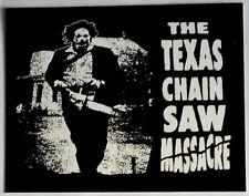 Texas Chainsaw Massacre STICKER - vinyl - Horror movie - Leatherface Tobe Hooper