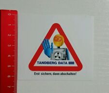 ADESIVI/Sticker: Tandberg Data (09051665)