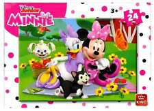 Childrens 24 Piece Disney Junior Jigsaw Puzzle Minnie Mouse & Daisy Duck 05248A