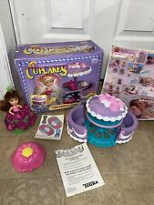 Tonka Cupcakes Tea Party Cake Playset and Cupcakes Doll Rare Box Vintage 8527