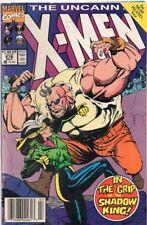 UNCANNY X-MEN #278  ROGUE THE MUIR ISLAND SAGA!  FINE  1991 SHADOW KING!