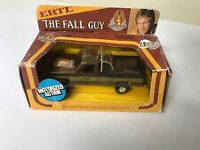 Ertl 1/43 Scale The Fall Guy Motorized Pullback Pickup Truck Die Cast NIP!