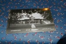 Old Postcard  Gymnasium Ripon College Ripon Wisconsin