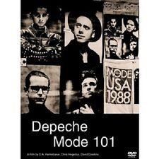 """DEPECHE MODE """"101"""" 2 DVD NEUWARE"""