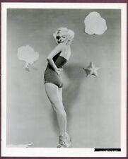 Marilyn Monroe In Swimsuit & Heels Original 1952 Vintage Photograph Photo J47