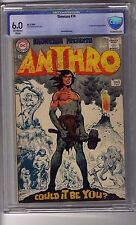 Showcase # 74 - CBCS 6.0 OW/White Pages - Centerfold Detached-Anthro