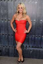 BEAUTIFUL TNA KNOCKOUTS TARYN TERRELL 8X10 PHOTO W/BORDERS WWE