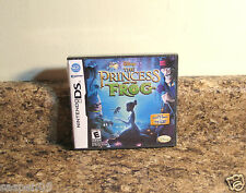 Disney Princess and the Frog  (Nintendo DS, 2009) New Factory Sealed