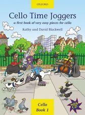 CELLO TIME JOGGERS Cello Book 1 + CD Blackwell*