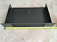 "2Ru Steel Rack Shelf With 12"" x 2-3/4"" Cut Out (Model #431-1704-01 B)"