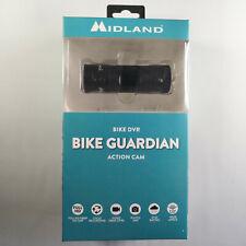 Midland Bicicleta Guardian Cam Acción Manillar Bicicleta DVR cámara Dash Impermeable IP65