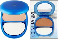 COVERGIRL FRESH COMPLEXION POCKET POWDER COMPACT #645 WARM BEIGE FREE SHIPPING