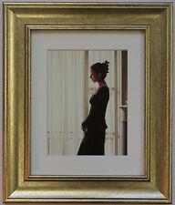 Beautiful Dreamer da Jack Vettriano incorniciato & Stampa artistica montata in oro