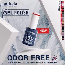 Vernis Gel ANDREIA The Gel Polish G22 Bordeaux UV ou LED semi permanent