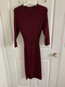 Saba knit Dress Size 8