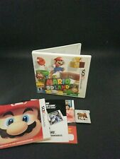 Super Mario 3D Land (3DS, 2011) Complete Tested