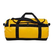 The North Face Base Camp Large Duffel Travel Bag 95l Summit Gold