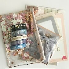 Lot of Simply Gilded Washi Tapes and Goodies (Lot #1)