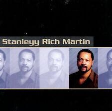 Stanleyy Rich Martin: Stanleyy Rich Martin  Audio CD