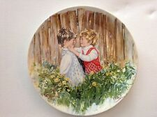 "Wedgwood Made In England ""Be My Friend"" By Vickers Vintage Collectible Plate"