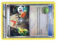 PROMO POKEMON BLACK & WHITE HOLO N° BW30 VICTORY CUP BATTLE ROAD 2rd PLACE SILVE