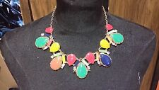 Kate Spade New York Amalfi Mosaic Necklace WBRU7384 Rare!