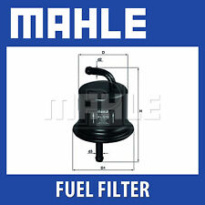 Mahle Filtro De Combustible KL515-se adapta a Suzuki Lliana-Genuine Part
