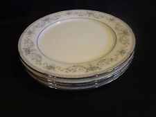 Noritake China - #6107 - Colburn - Set of 4 Dinner Plates