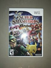 Super Smash Bros. Brawl Complete In Working Condition (Nintendo Wii, 2008)
