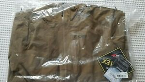 Outdoor Research Men's Foray Gore-Tex Rain Jacket - Large, Coyote - New