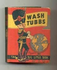 Wash Tubbs in Pandemonia      Big Little Book     1934     Whitman