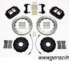 "1998-2002 Chevrolet Camaro Wilwood Superlite 6R Front Big Brake Kit - 13"" Rotors"