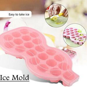 Calabash Shape Frozen DIY Grids Ice Maker Mould Chocolate Mold Ice Cube Tray'