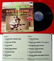 LP Hank Williams The Lonesome Sound of Hank Williams