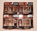 Ultimate Micro Fighters UFC Figure Series 1 Complete Set Lesnar Mir BJ Penn GSP