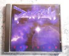 Parish Envision CD 1995 Long Island Records Independet RARE Crimson Glory USED