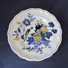 SET OF TWELVE - Spode China BLUE BIRD Dinner Plates