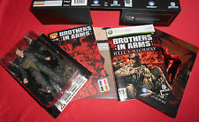 XBOX 360 Brothers in Arms Hell's Highway Edition Limitée Steelbook [PAL Fr] JRF