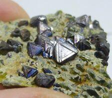 *** Magnetite Crystals - Marki Khel, Afghanistan*** (k4)