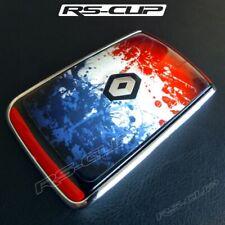 0040 Sticker carte RENAULT SPORT TRICOLORE aufkleber decal Clio 5 Megane Captur