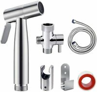 Bidet Sprayer - Luxe personal bidet body sprayer Complete Set w/ Hose, Spray Gun