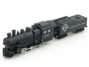 American Flyer S Gauge 21165 Plastic Engine and Tender Runs and Reverses