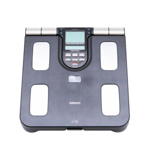 Omron Full Body Composition Monitor w/ Scale 7 Fitness Metrics 180 Day Memory
