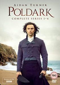 Poldark Complete Series 1 4 DVD NUOVO