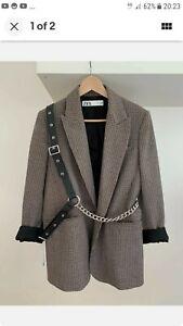 Asos Metal Buckle Harness Belt