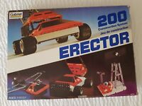 VTG Gabriel Erector Set by Coleco Dump Truck With Wrench & Instructions