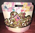 Disney Parks Princess Aurora Sleeping Beauty Costume Crown Tiara Costume