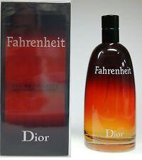 Fahrenheit von Christian Dior Eau de Toilette Spray 200ml für Herren