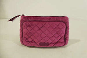 Vera Bradley Women's Quilted Compact Organizer DG4 Majestic Magenta One Size NWT